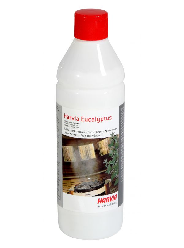 Aromat Harvia Eukaliptus