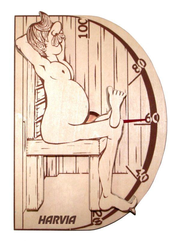 Termometr Sauna Man Harvia