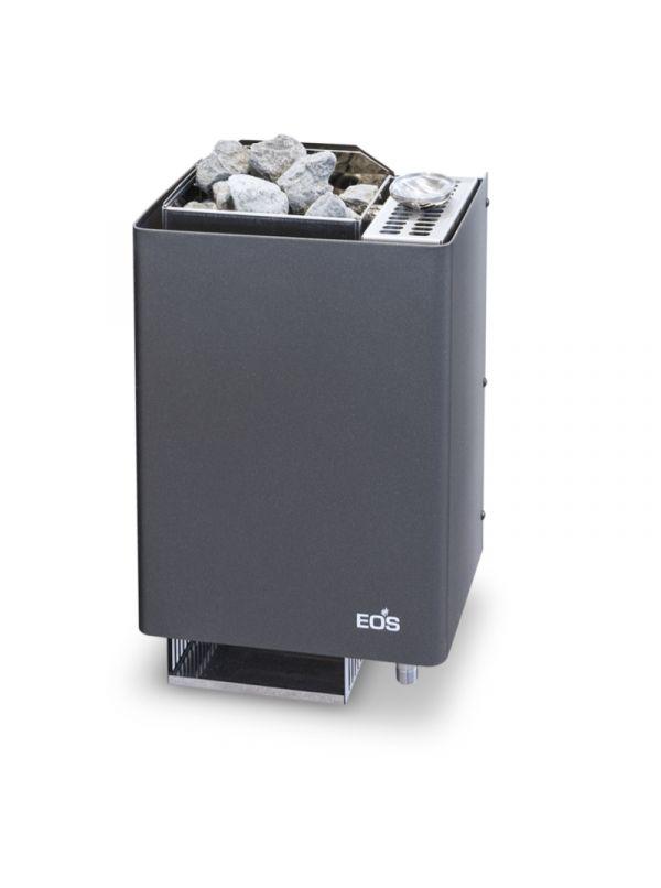 Piec elektryczny do sauny EOS BI-O Mini 3kW: Antracyt