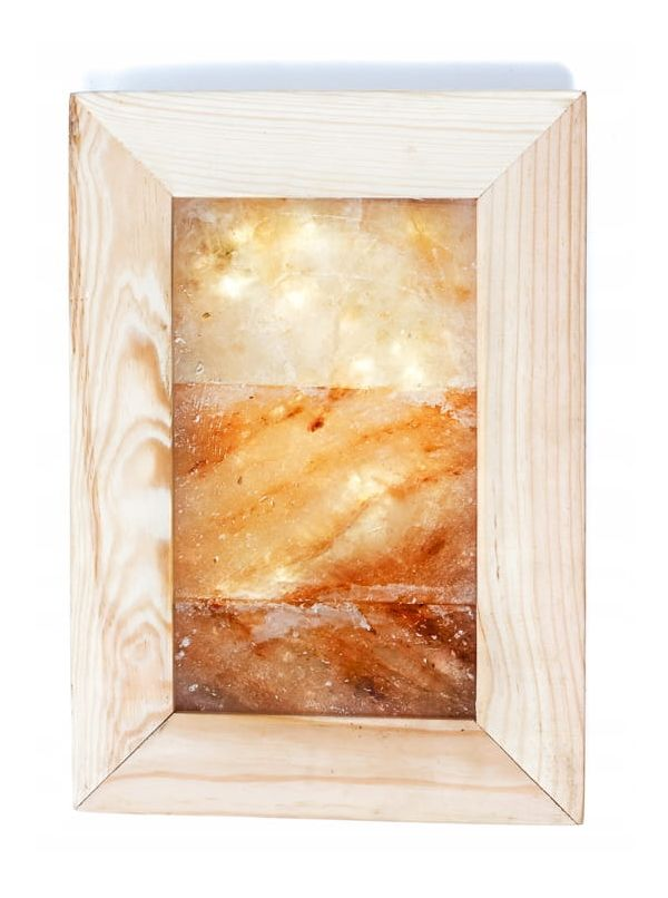 Panel solny prostokątny wym. 36x26cm