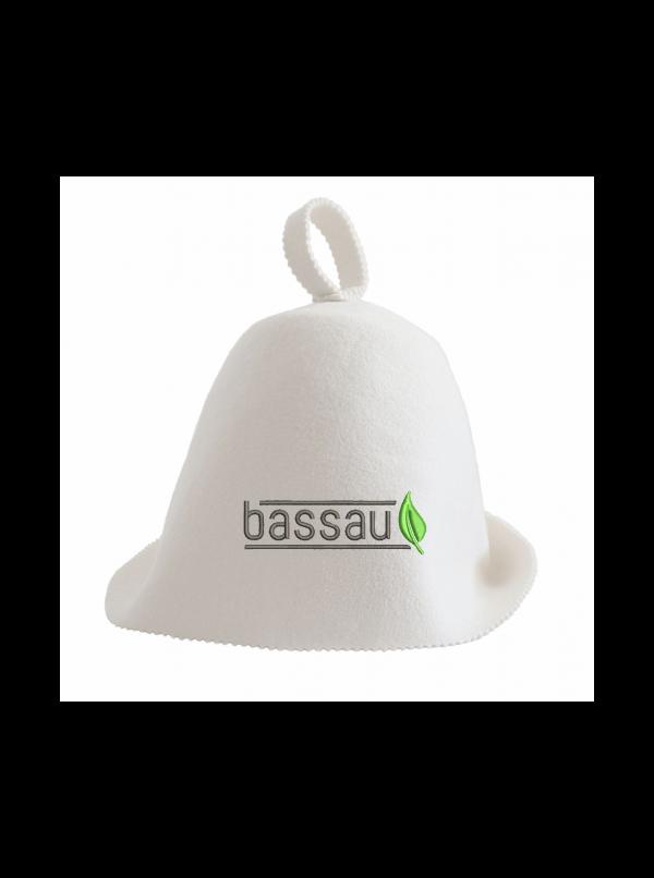 Wełniana czapka do sauny Bassau