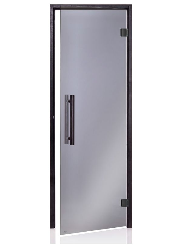 Drzwi do sauny Andres Black- 690*1890mm