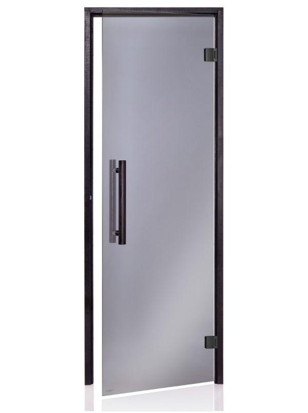 Drzwi do sauny Andres Black 690*1990mm