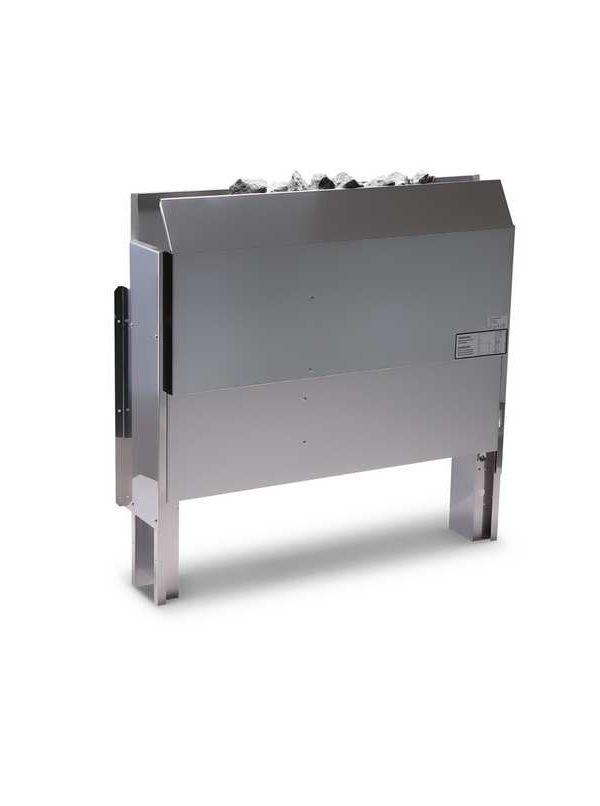 Piec elektryczny do sauny EOS 46.U Compact 7,5kW: stal nierdzewna