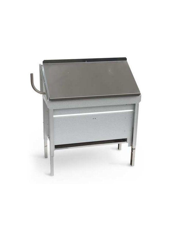 Piec elektryczny do sauny EOS Invisio Mini 4,5kW Stal