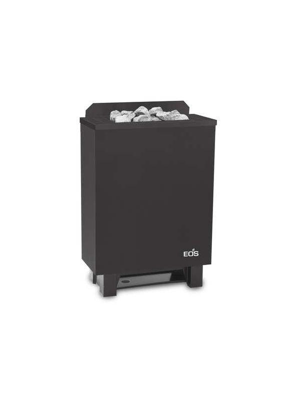 Piec do sauny wolnostojący EOS Gracil Black 9kW
