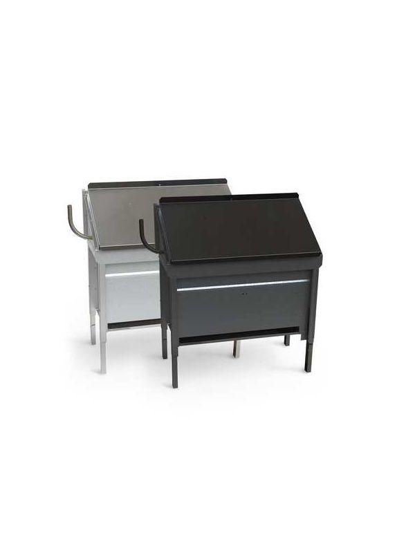 Piec elektryczny do sauny EOS Invisio Mini 4,5kW Antracyt