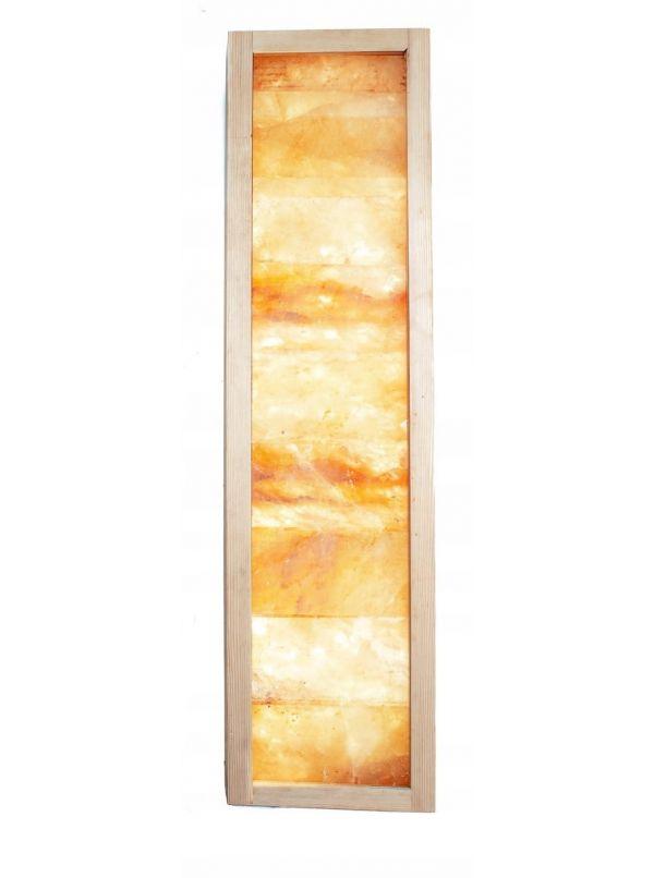 Panel solny prostokątny LED płaski wym. 95x26cm