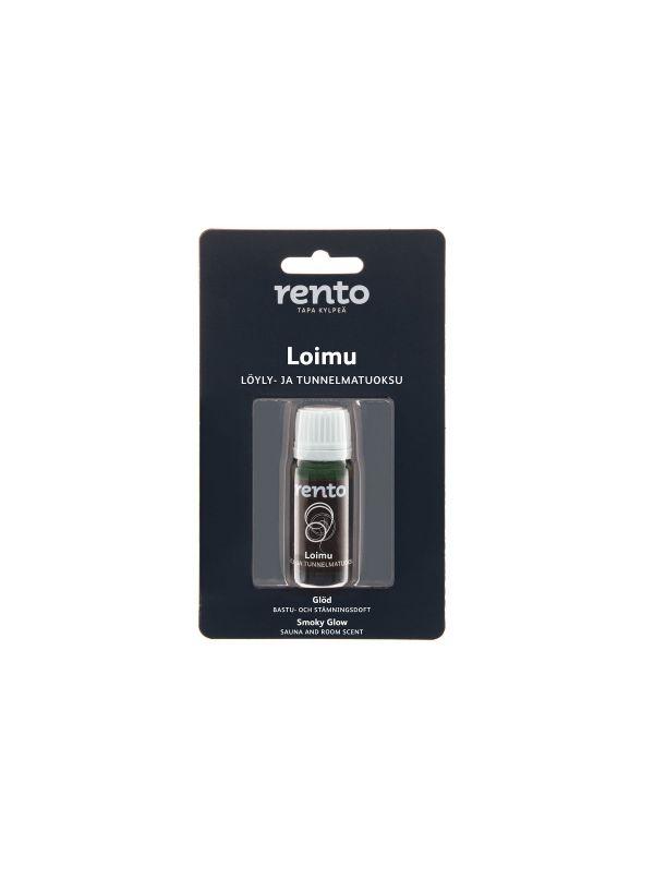Olejek do sauny Rento - 10ml - koncentrat - słodki dym