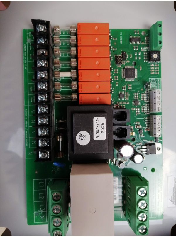 Płyta główna do generatorów pary Harvia HGX HGP WX-604 WX604