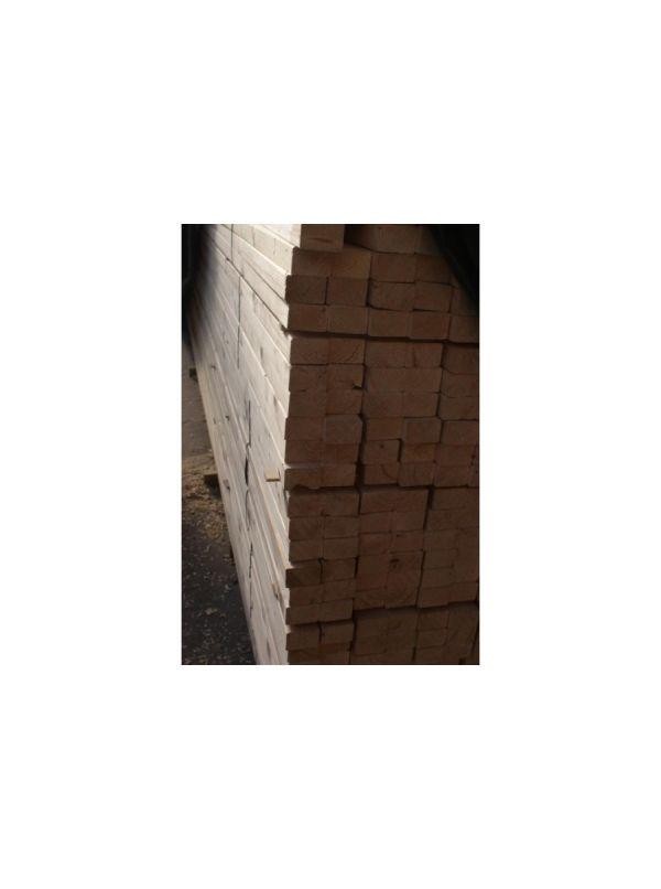 Kantówka świerkowa do budowy sauny 30x50x5000mm