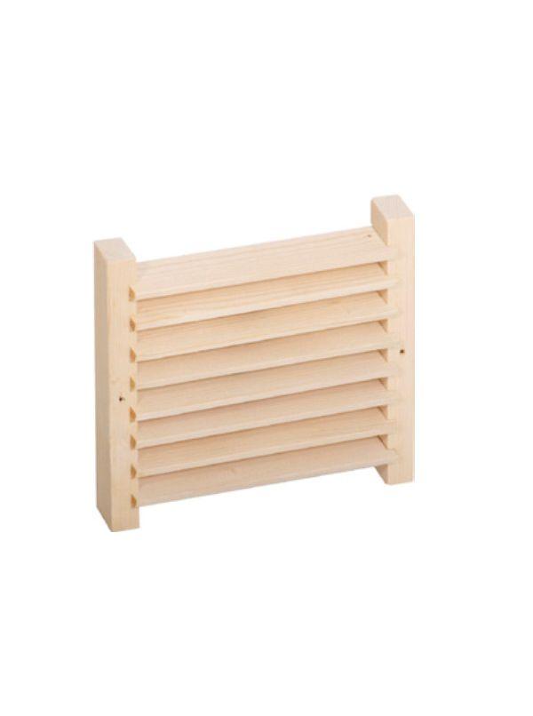 Kratka wentylacyjna drewniana - Harvia