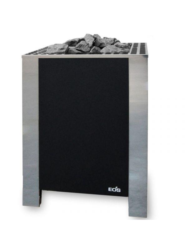 Piec elektryczny do sauny EOS Blackrock 12kW Antracyt