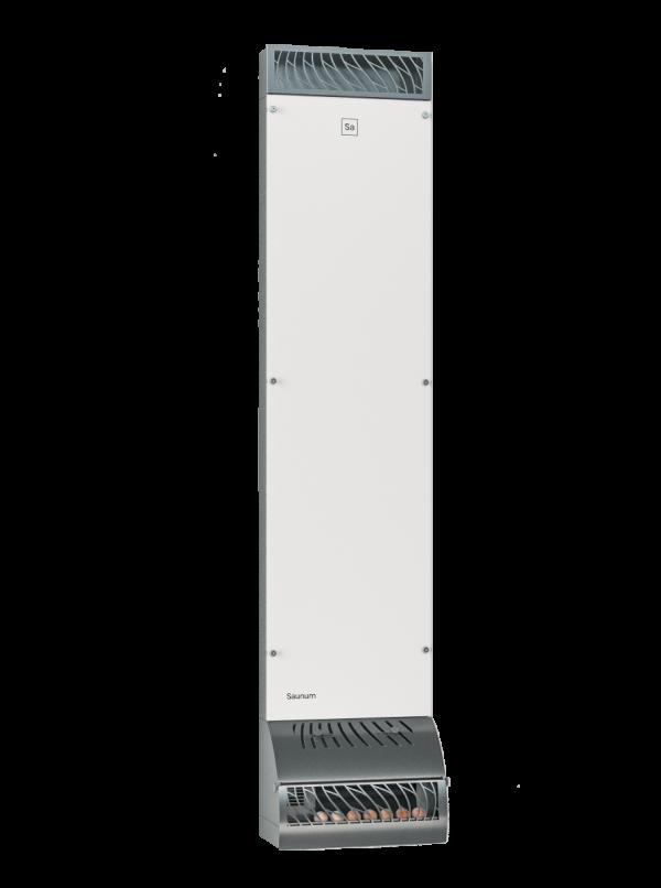 Klimatyzator SAUNUM BASE SOLUTION: Stal + Szkło białe
