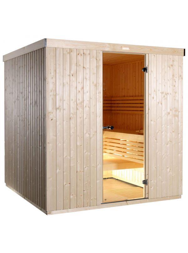 Sauna Harvia Variant Formula 2,2m x 1,95m  S2220