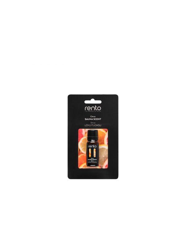 Olejek do sauny Rento - 10ml - koncentrat - Cytrusy