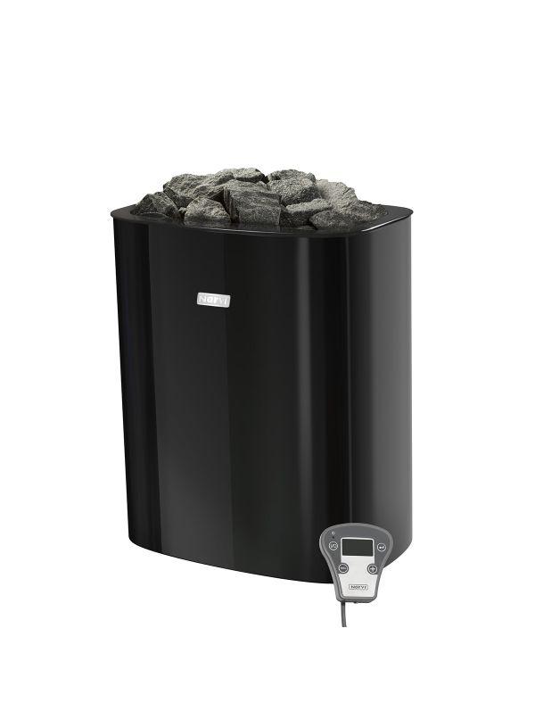 Piec do sauny Narvi NC 900 czarny 9kW