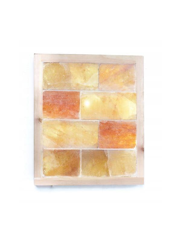 Panel solny kwadratowy wym. 48x38cm