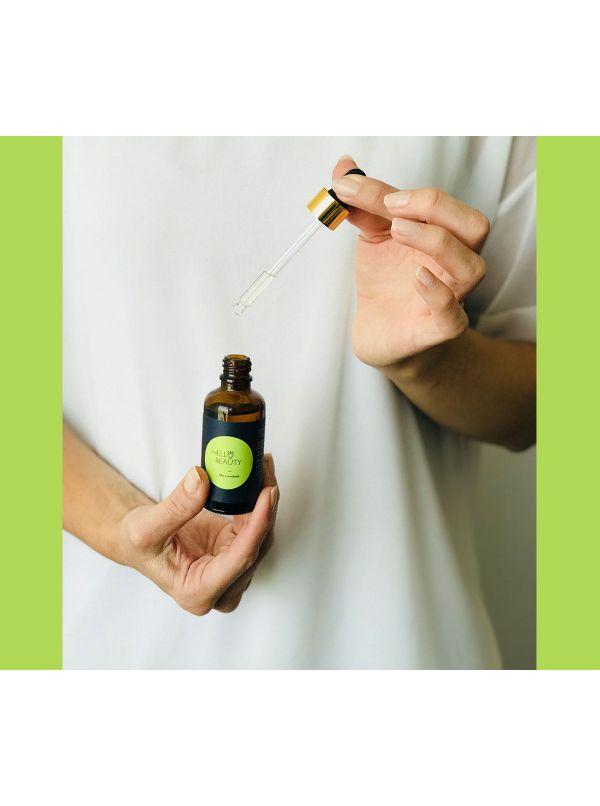 Olej z awokado - do twarzy i włosów 50 ml by Lullalove
