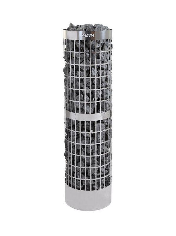 Piec do sauny Harvia Cilindro PRO PC100E i PC135E steel
