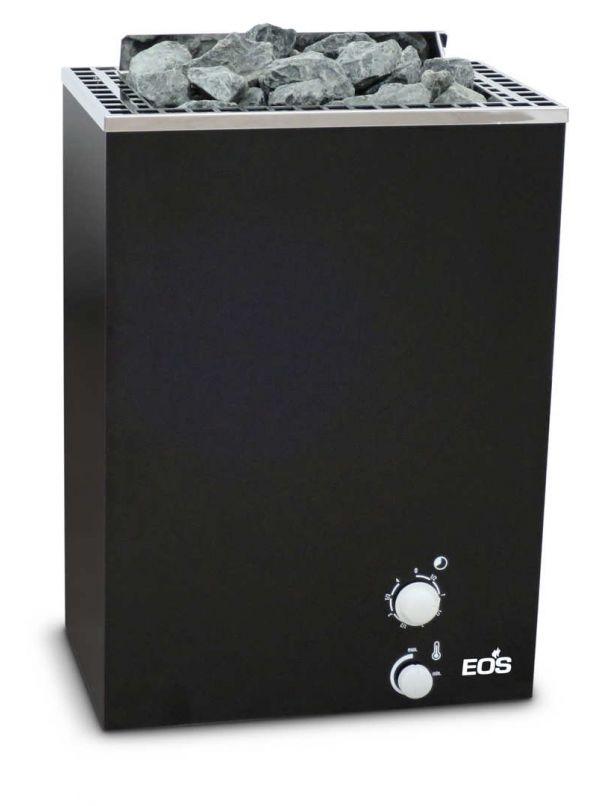 Piec EOS Moment Control W black 9kW