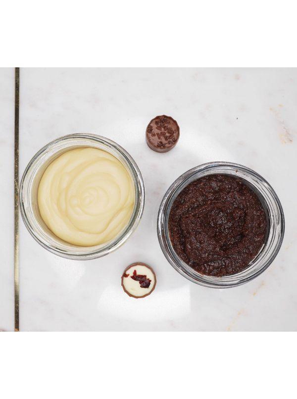 Masło do ciała - czekolada z miodem by Lullalove