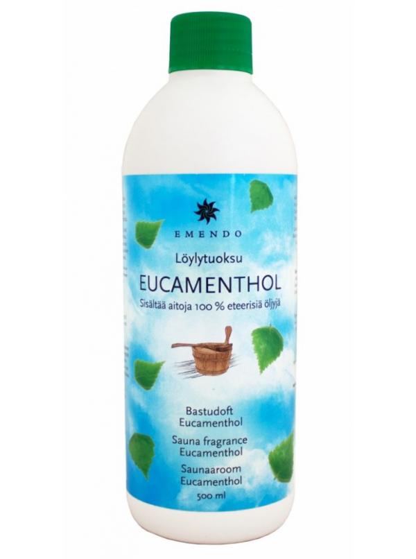 Aromat do sauny Emendo 500ml Eukaliptus Mentol Eucamenthol