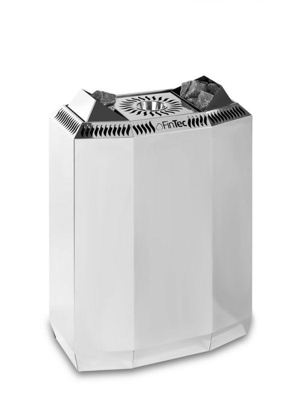 Piec do sauny z parownikiem FinTec KAISA 8kW Stal nierdzewna