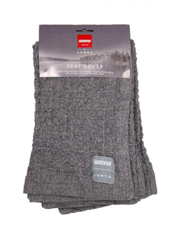 Ręcznik ławkowy Harvia by Luhta 45x150