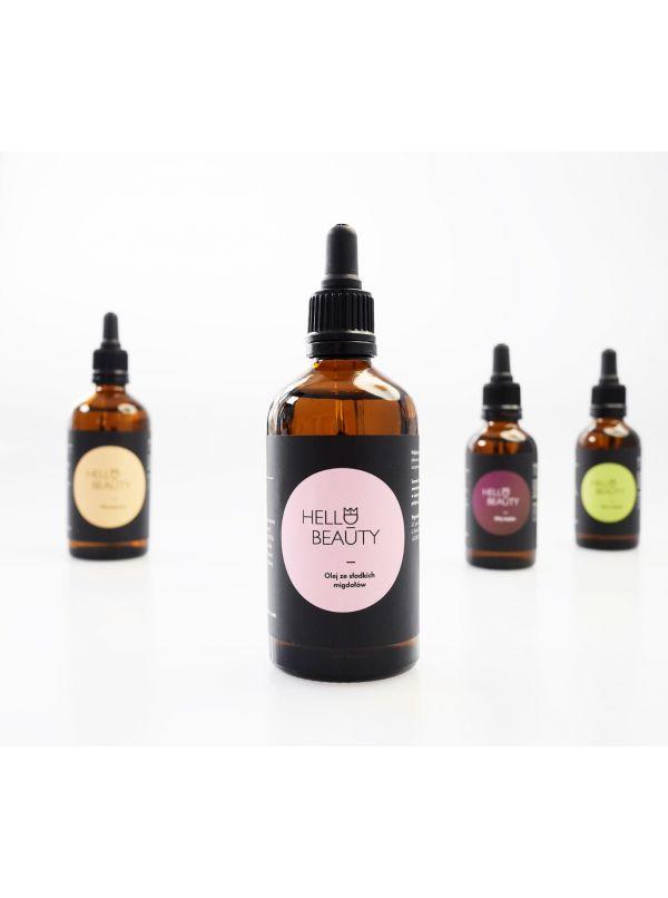 Olej ze słodkich migdałów 100 ml by Lullalove