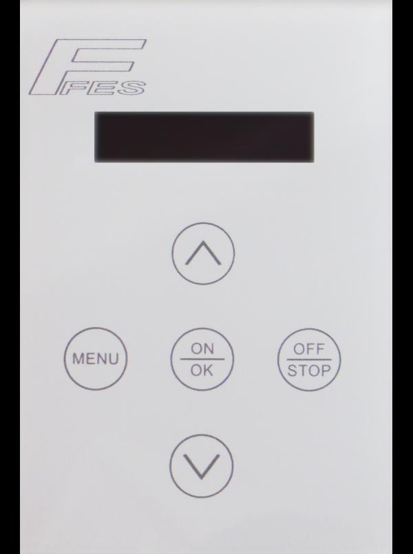 Sterownik do sauny infrared z zarządzaniem mocą promienników FFES Z10 CPIR do 6 kW