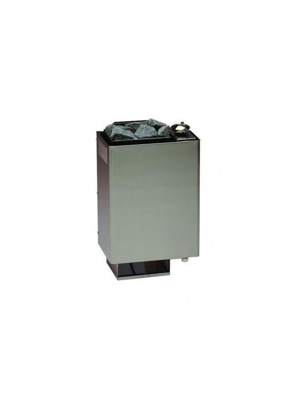Piec elektryczny do sauny EOS BI-O Mini 3kW: stal nierdzewna
