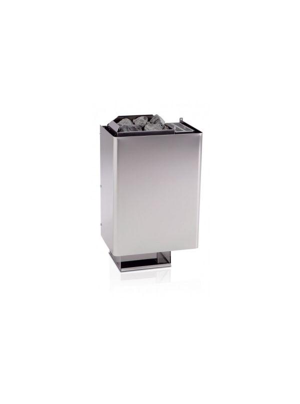 Piec EOS Mini 3kW Perłowy Antracyt