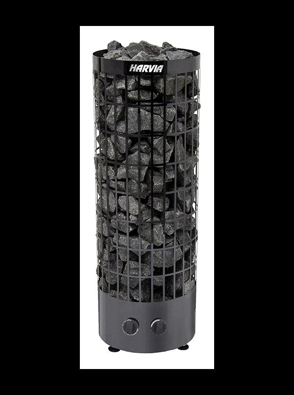 Piec do sauny Harvia Cilindro PC70 Black Edition