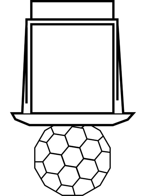 Kryształ do światłowodu Harvia Luminous Crystal 1; wielościan
