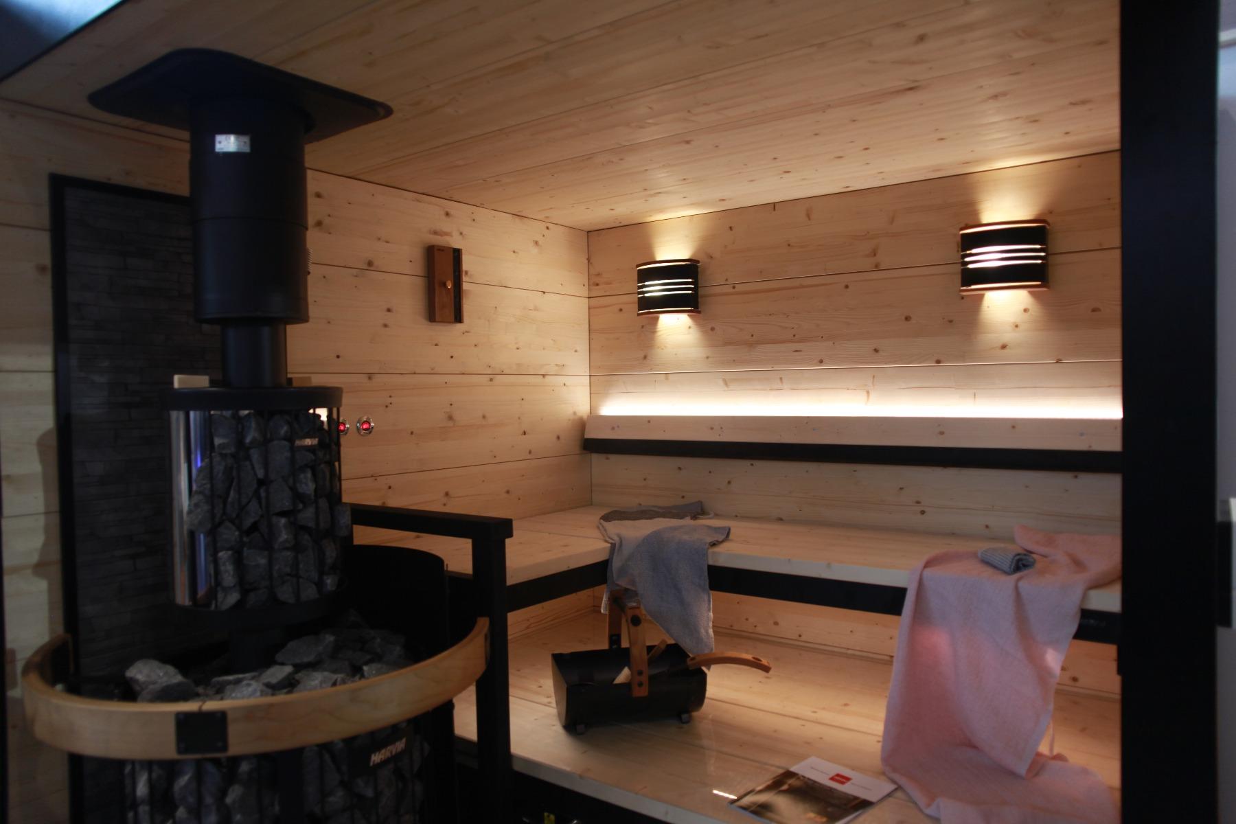 Sauna Harvia Legend