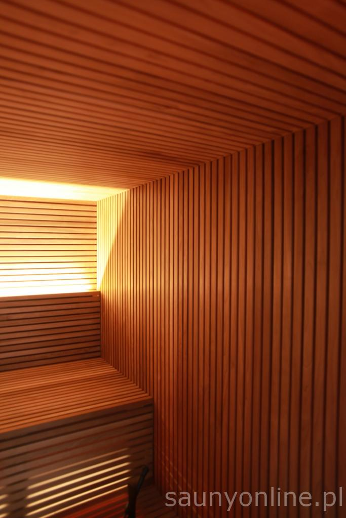 sauna małe szczeble