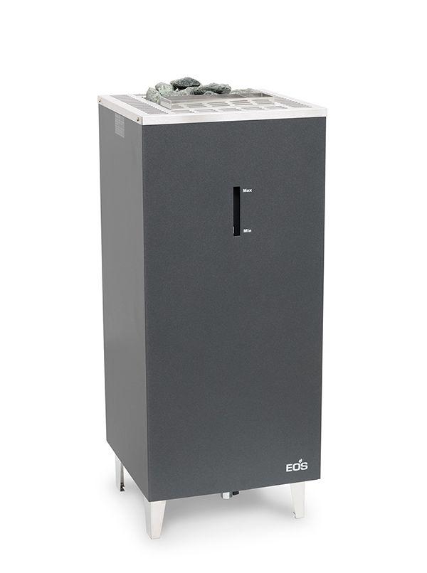 eos werke piec z automatycznym poborem wody 7 9 kw piece elektryczne z parownikiem sauna. Black Bedroom Furniture Sets. Home Design Ideas