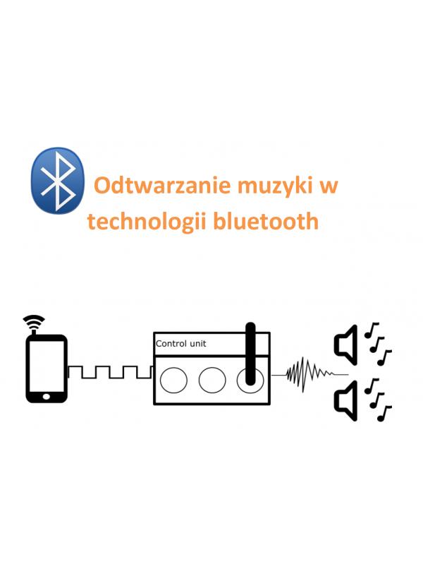 Odtwarzacz muzyki FFES - bluetooth
