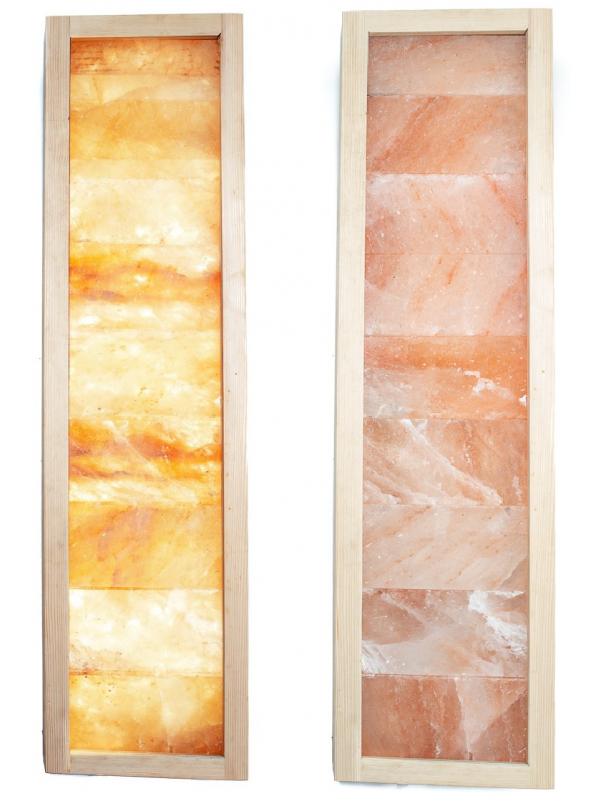 Panel solny prostokątny płaski wym. 96x26cm