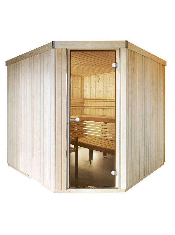 Sauna Harvia Variant Formula 2m x 1,5m  S2015R L