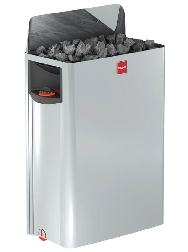 Piec Harvia The Wall - 8kW -SW80