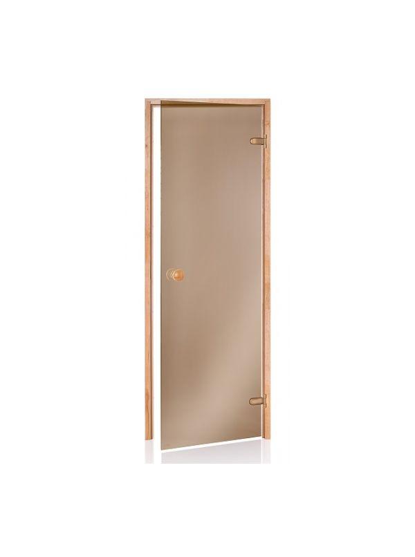 Drzwi do sauny w ramie drewnianej Andres Scan - 690*1890mm
