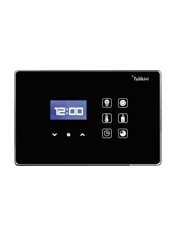 Tulikivi Touch Screen Black